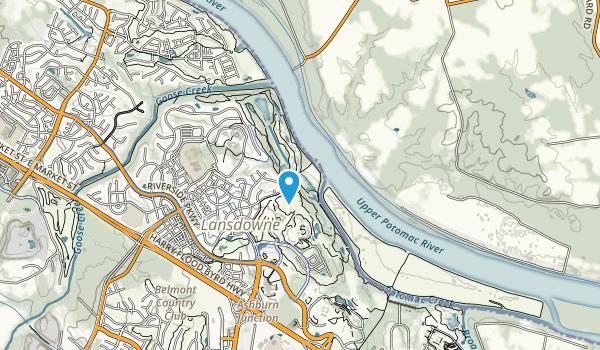 Elizabeth Mills Riverfront Park Map