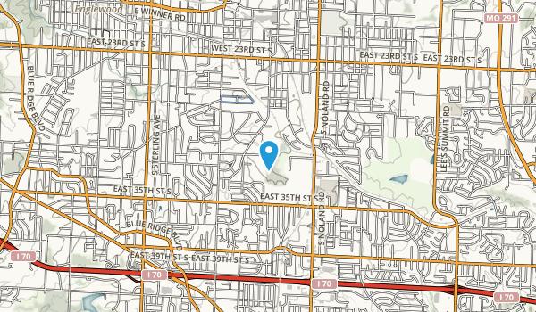 Lipton Conservation Area Map