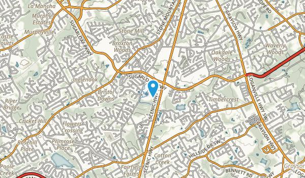 Alexander Park Map