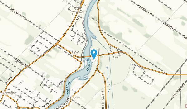 Lockport Provincial Park Map