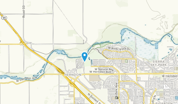 Riverbottom Park Map