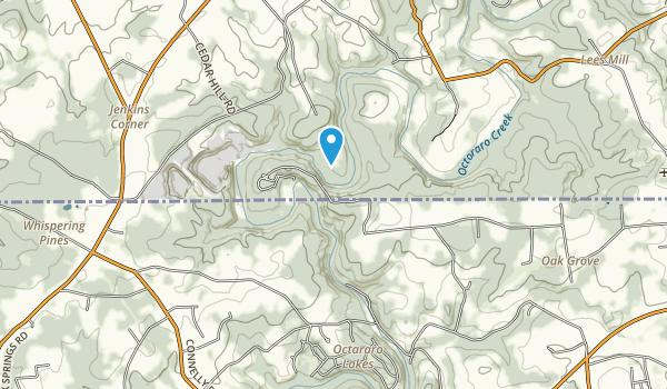 Camp Horseshow Map
