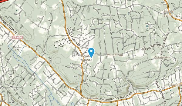 Codington Farmstead Map