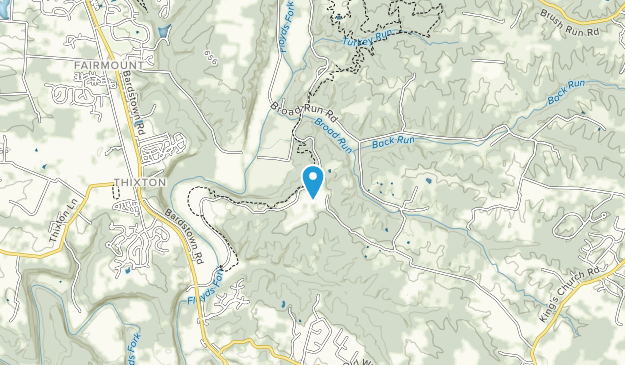 Broad Run Park Map