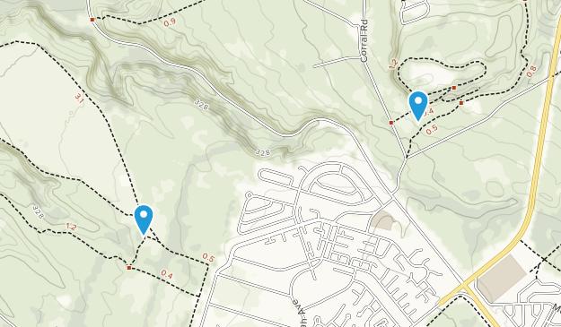 Vandenberg Air Force Base Map