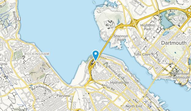 Seaview Park Map