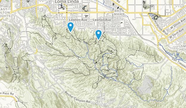 South Hills Preserve Map