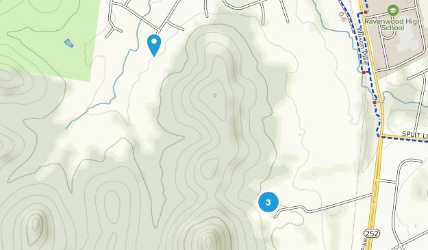 Marcella Vivrette Smith Park Map
