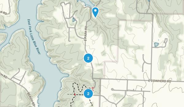 Fleming Park Map