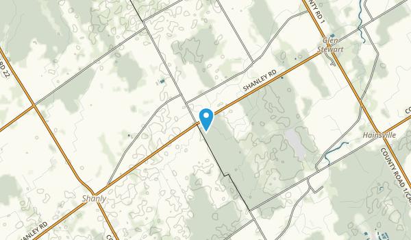 Robert Graham Conservation Area Map