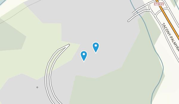 Palmyra Cove Nature Park Map