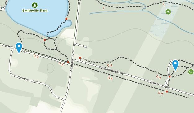 Smithville Park Map