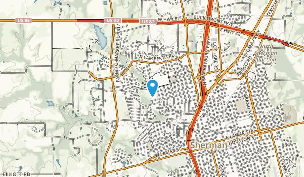 Fairview Park Map