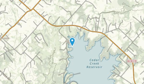 Park Prairie Park  Map