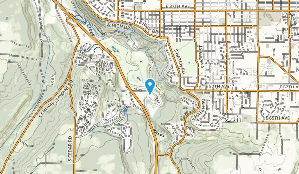 Hangman Park Map