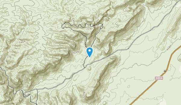 Namib Naukluft Map