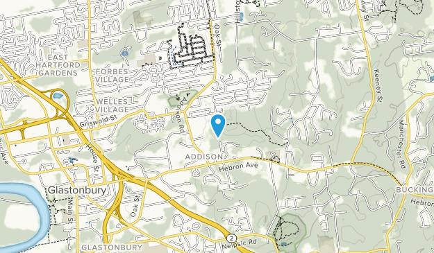 Bell-Hebron Linear Park Map