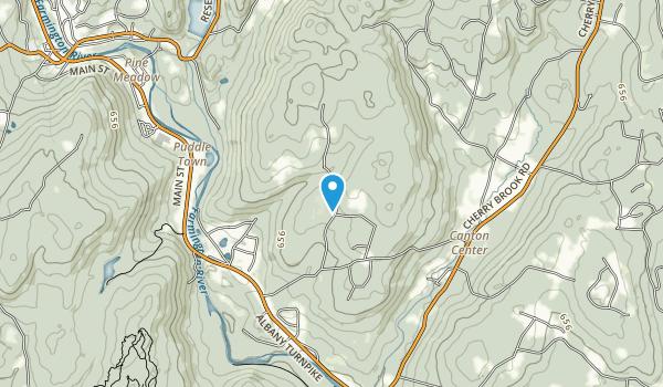 Mary Conklin Sanctuary Map