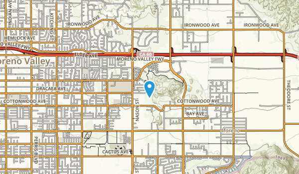 Rock Ridge Park Map