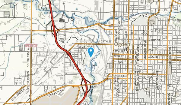 Kingfisher Wetland Map