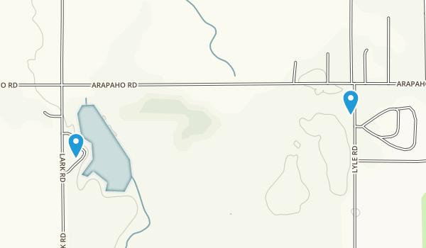 Rader Park Map
