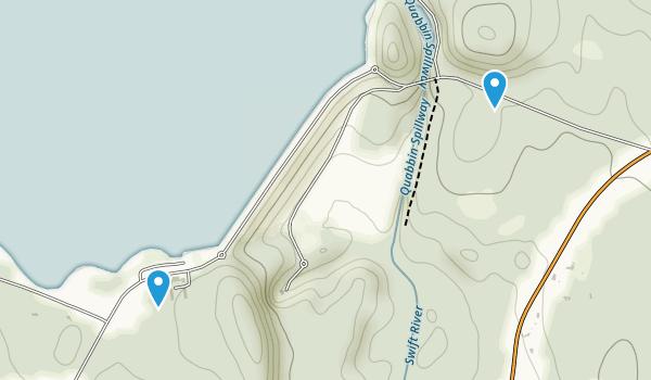 Quabbin Park Map
