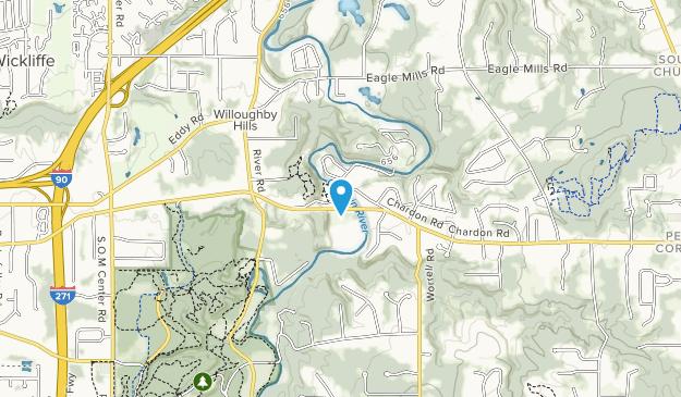 Pleasant Valley Park Map