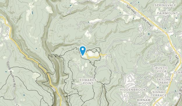 Shackleford Ridge Park Map