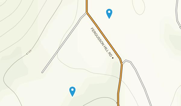 Cypress Hills Provincial Park  Map