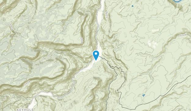 Dominguez-Escalante National Conservation Area Map