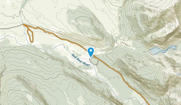 Eagle Creek Natural Area Map