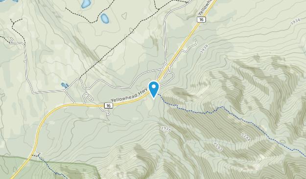 Brule Lake Public Land Use Zone Map