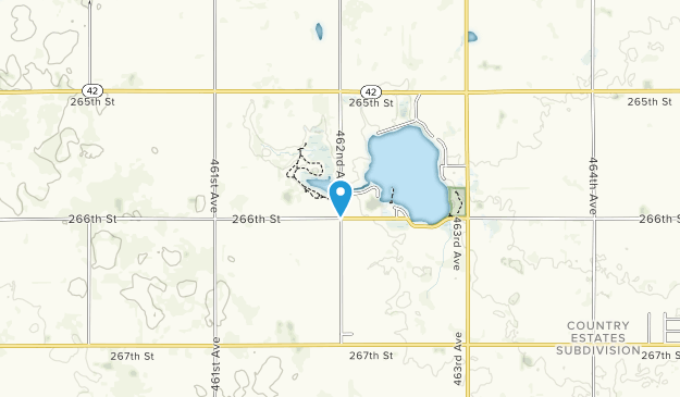 Gevik Outdoor Conservation Area Map