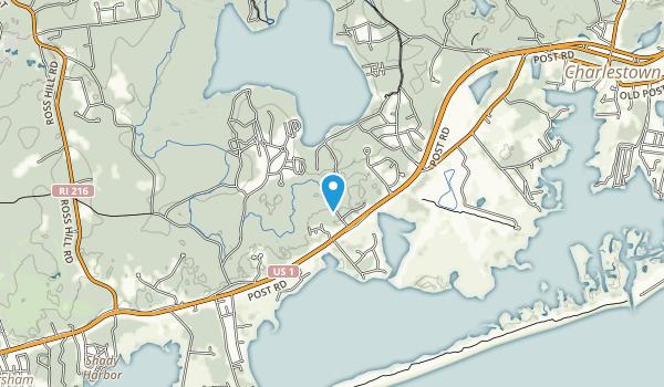 Kimball Wildlife Refuge Map