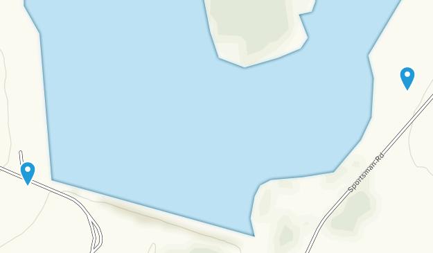 Montour Preserve Map