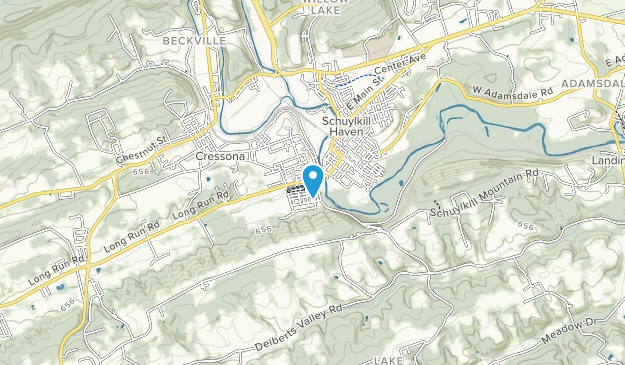Bubeck Park Map