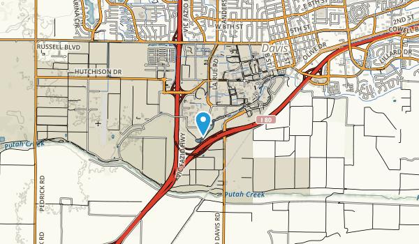 Shields Grove Arboretum Map