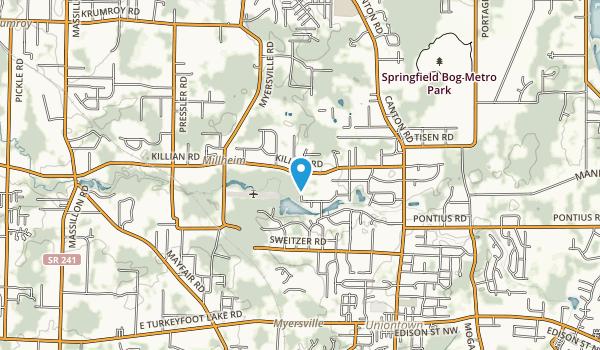 Lauer Park Map