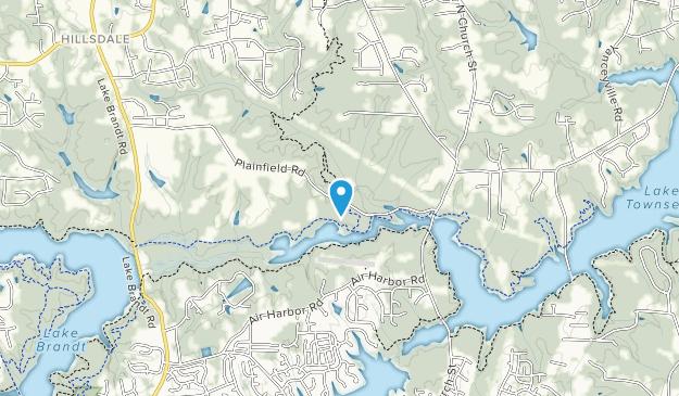 Richardson-Taylor Preserve Map