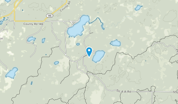 Nemadji State Forest Map