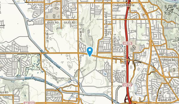Swanson Park Map