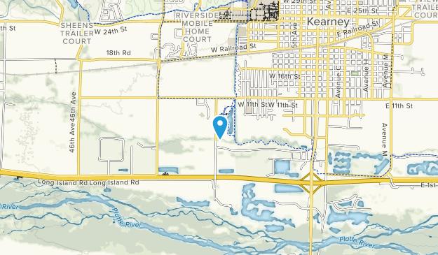 Yanney Heritage Park Map