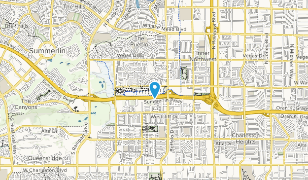 Charlie Kellogg and Joe Zaher Sports Complex Map