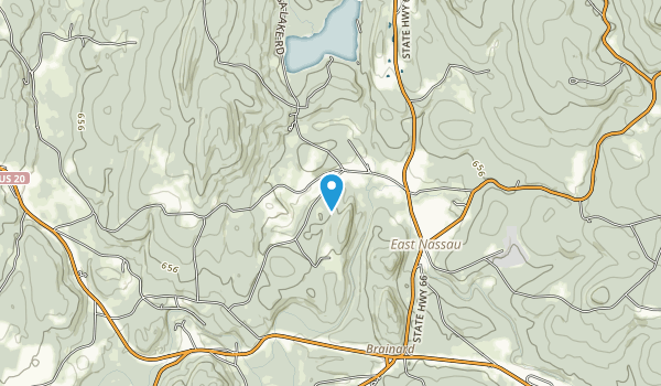 Kinderhook Creek Preserve Map