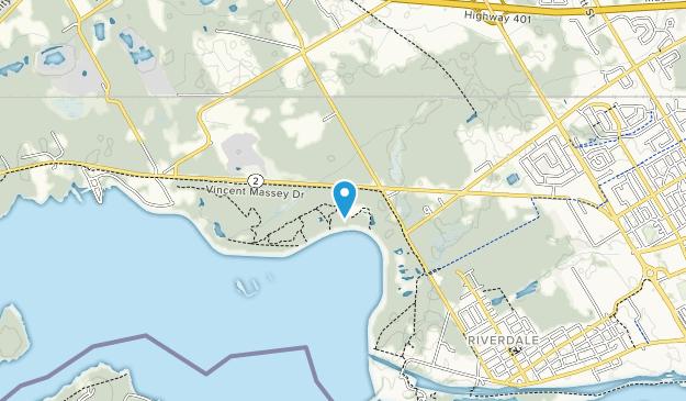 Guindon Park Map