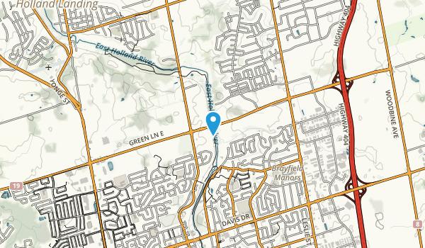 Rogers Reservoir Map