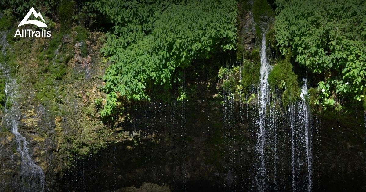 Natural Falls State Park Oklahoma Reviews