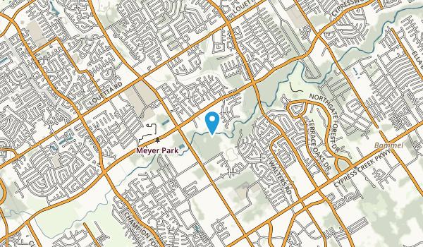 Collins Park Map