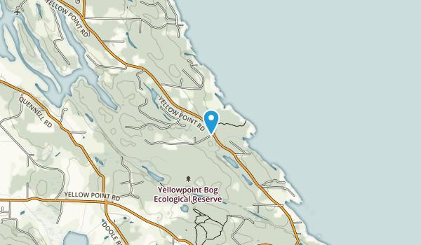 Roberts Memorial Provincial Park Map