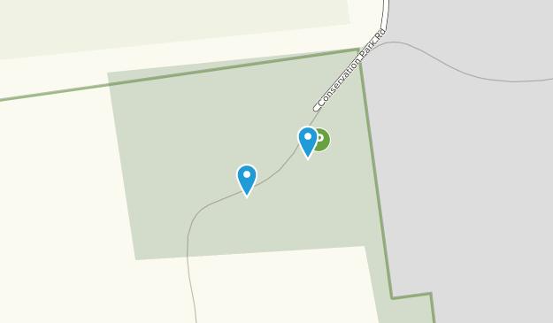 Sandy Creek Conservation Park Map